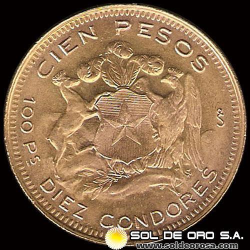 السعر 200 100 Dolar: REPUBLICA DE CHILE