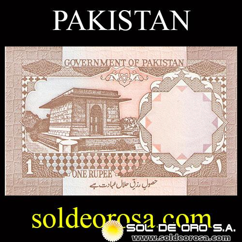 GOVERNMENT OF PAKISTAN - ONE RUPEE