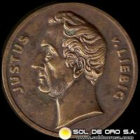 LIEBIG´S EXTRACT OF MEAT CO. LTD. - CENTENARIO 1865 - 1965 - MEDALLA